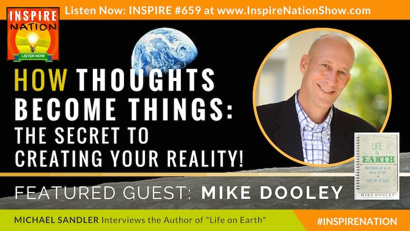 Inspire Nation Show: A Podcast with Michael Sandler
