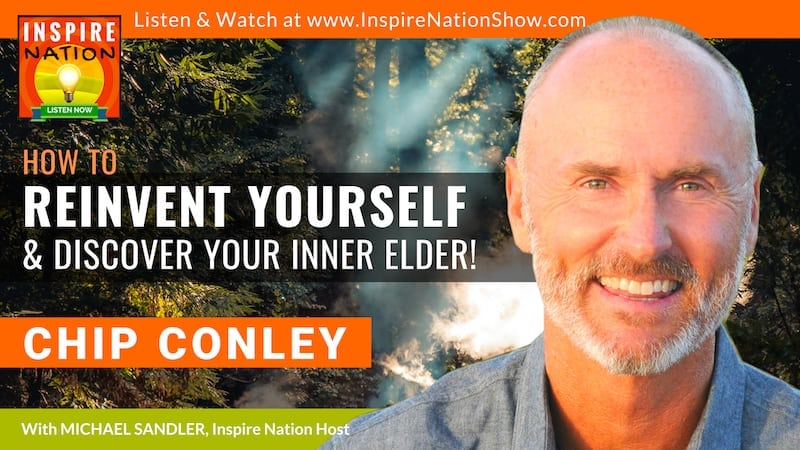 Michael Sandler interviews Chip Conley on Wisdom at Work, reinventing yourself & discovering your inner elder.